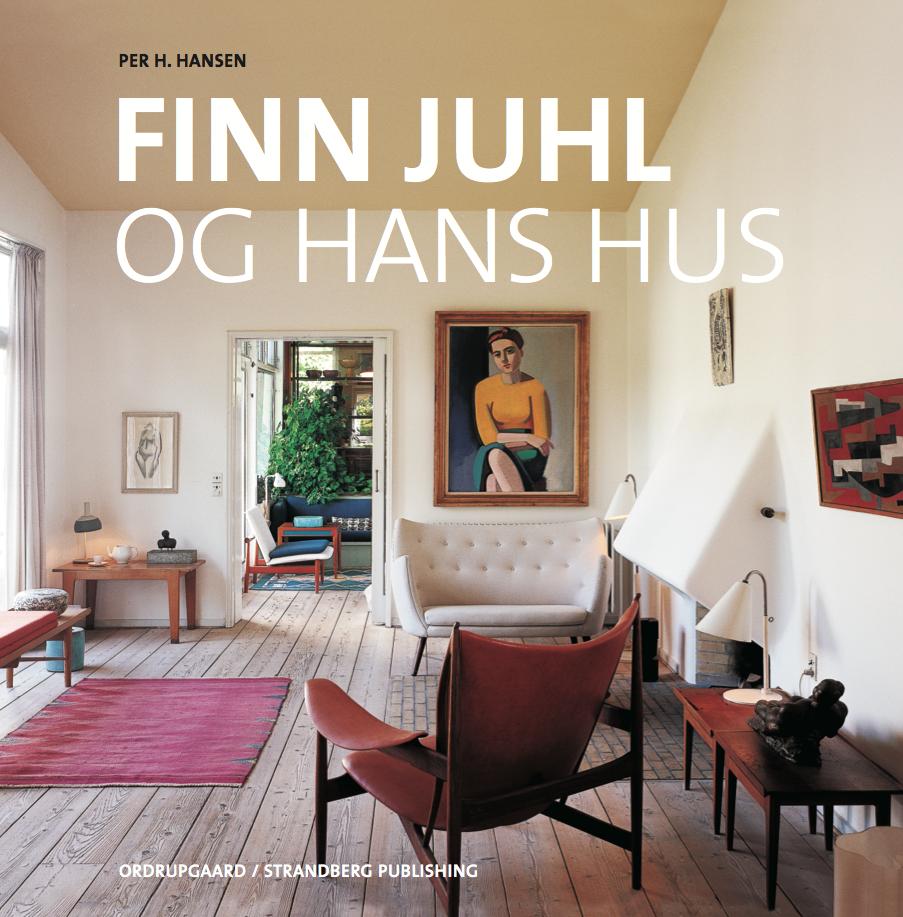 Finn Juhl og hans hus - forside