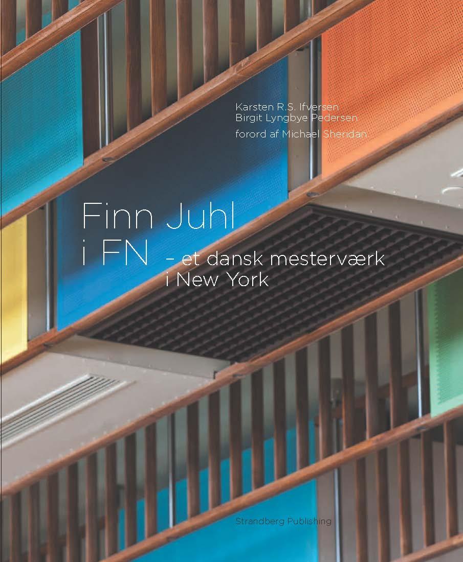 Finn Juhl i FN - forside