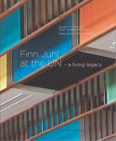 Finn Juhl at the UN - cover