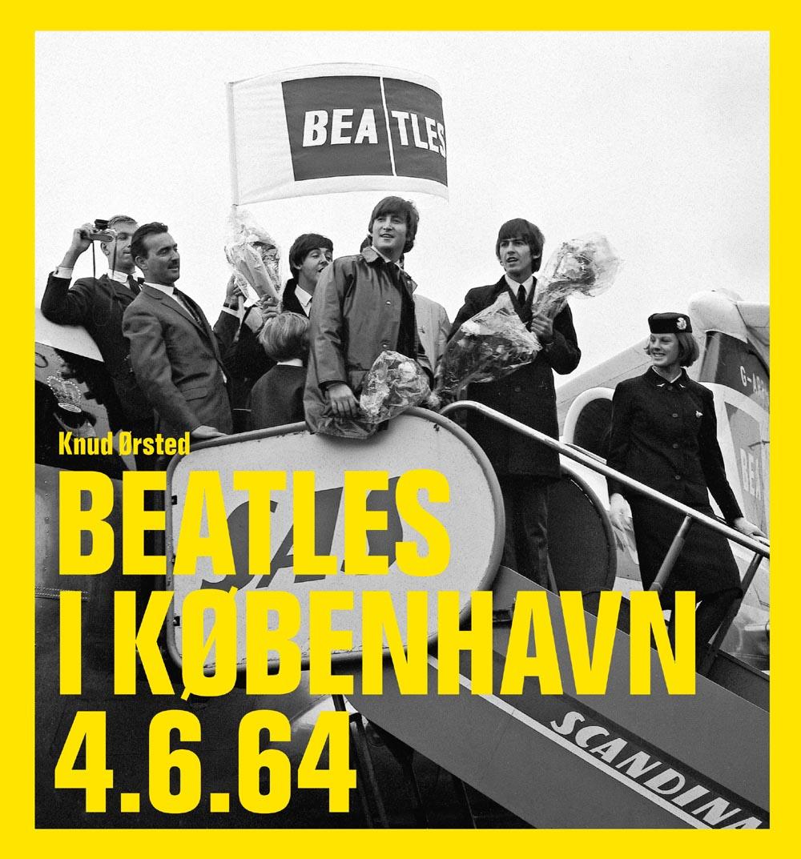 Beatles i KBH - forside