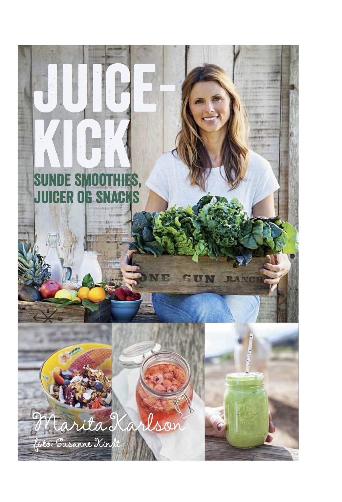 Juice-kick - forside