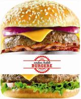 Verdens bedste burgere - forside, Verdens bedste burgere af Sandra Mahut