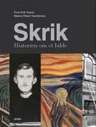 Strik - forside, Skrik – Historien om et bilde af Poul Erik Tøjner