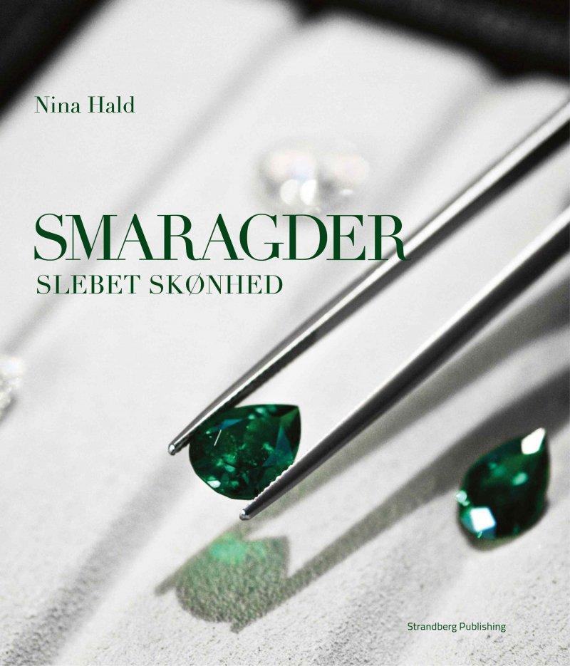 smaragder slebet skønhed - forside