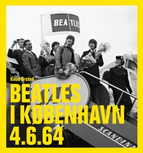 Beatles i KBH - forside, Beatles i København 4.6.64, Knud ørsted