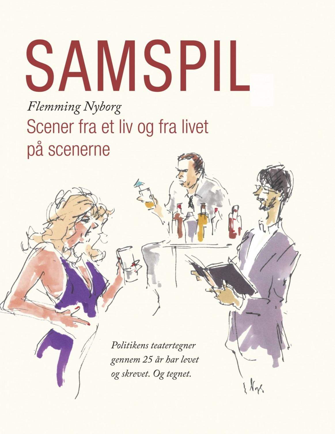 Samspil - forside