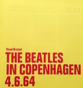 The Beatles in Copenhagen 4.6.64 by Knud Ørsted
