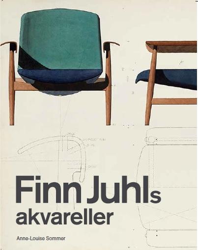 Finn Juhls akvareller af Anne-Louise Somme