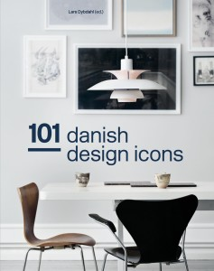 101 Danish design icons by Lars Dybdahl