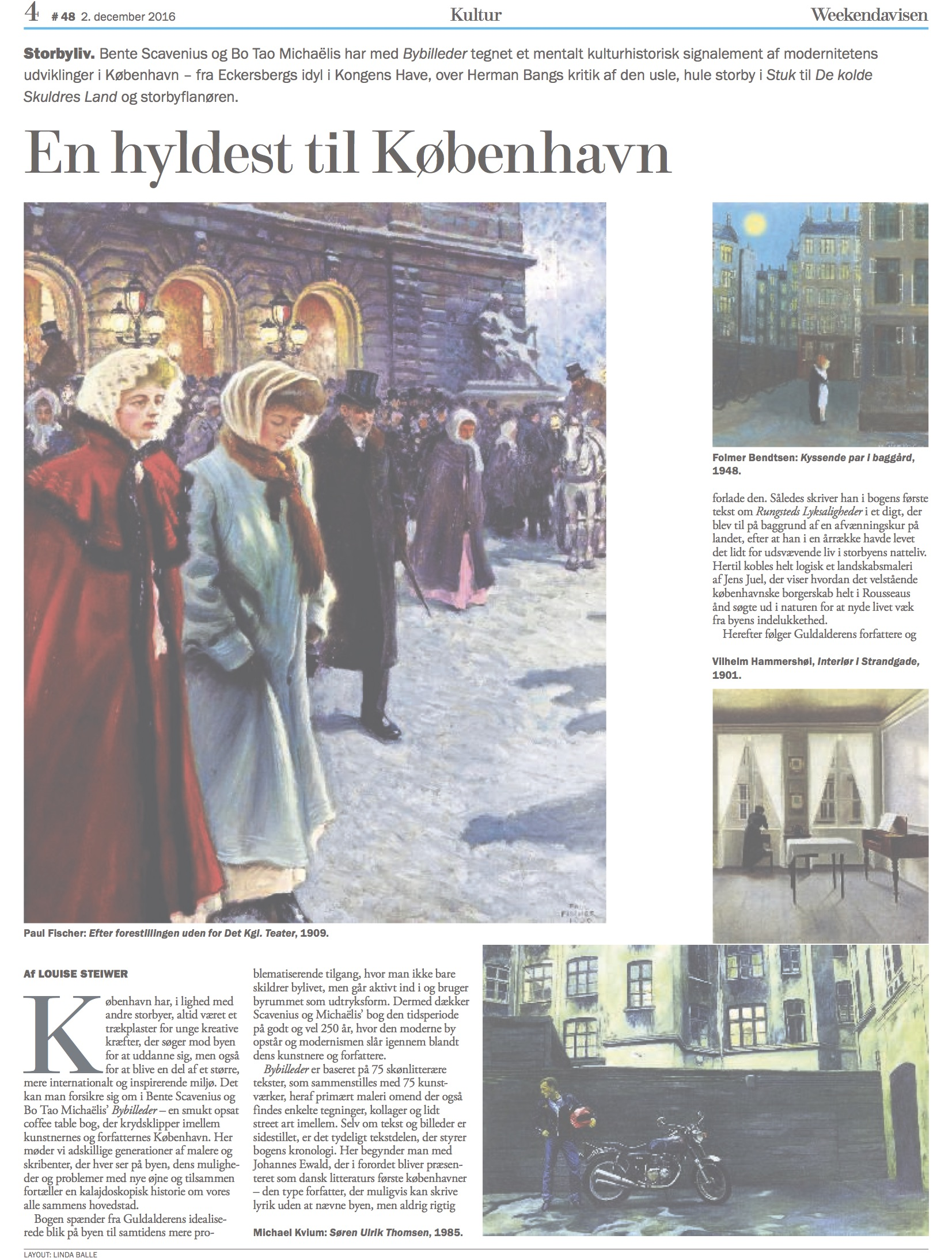 Anm_ En hyldest til København (e6024258) Strandberg