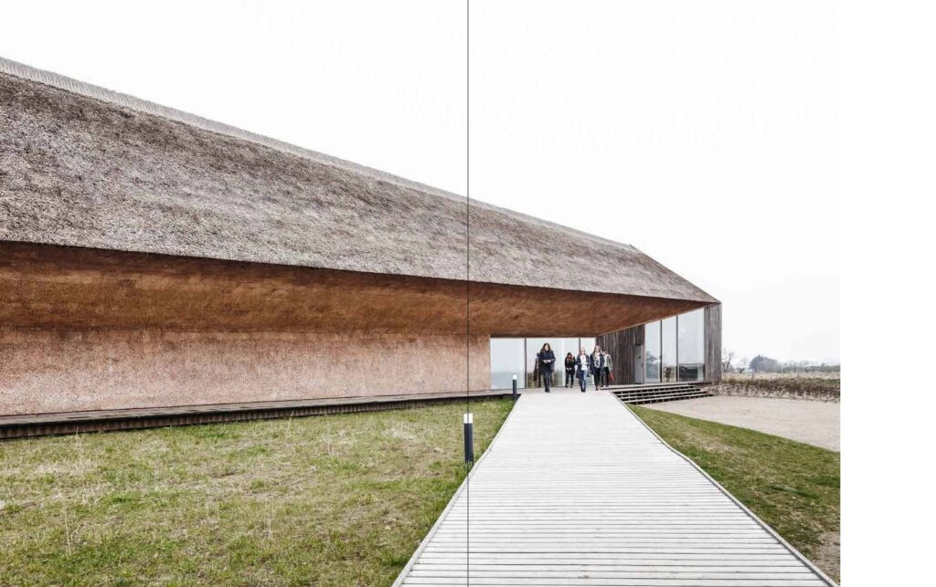 Ny dansk arkitektur - Vadehavscentret