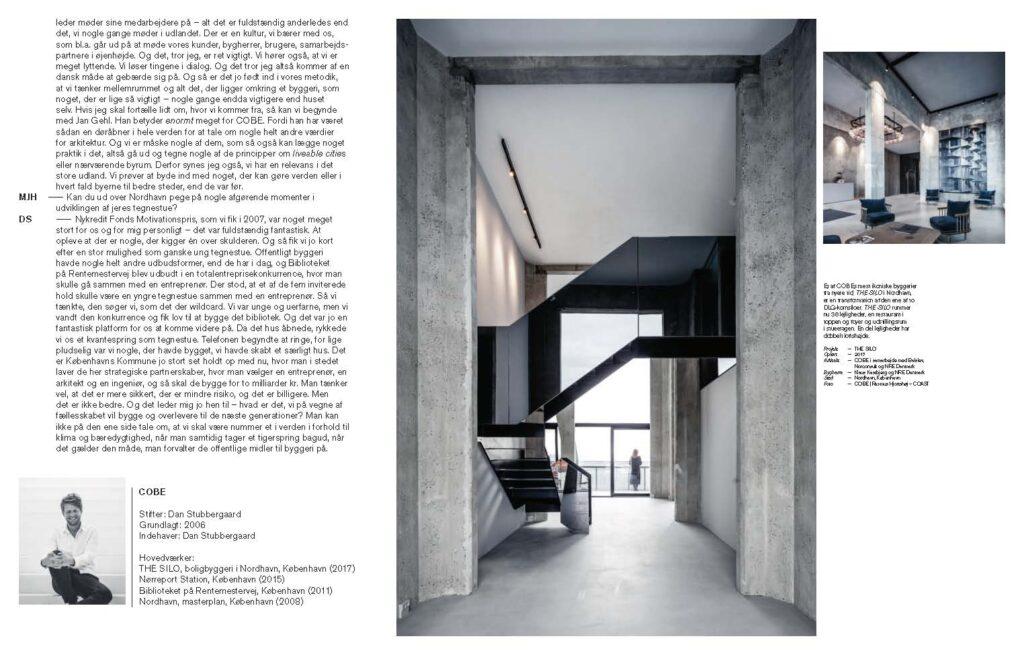 Positioner i ny dansk arkitektur