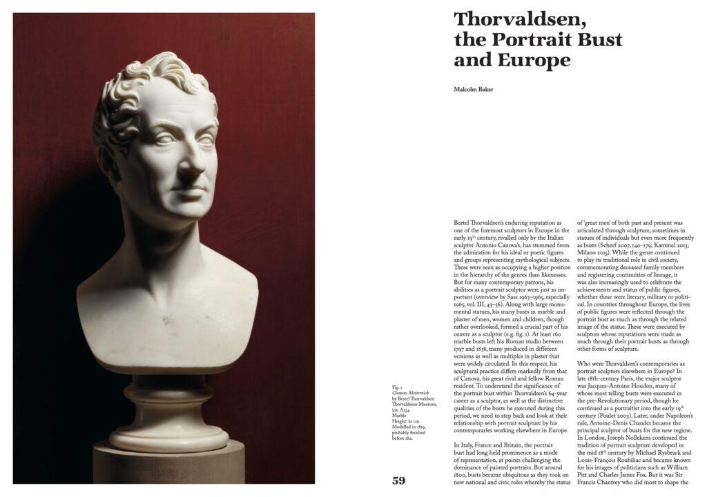Thorvaldsen - Face to Face.